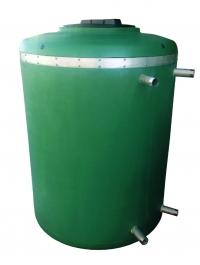 Heat Retention Tanks